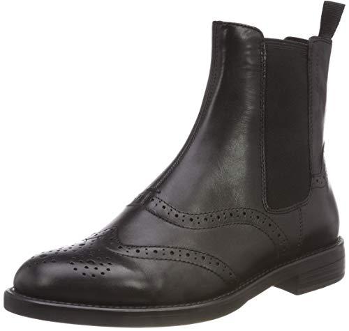 Vagabond Damen Amina Chelsea Boots, Schwarz (20 Black), 40 EU