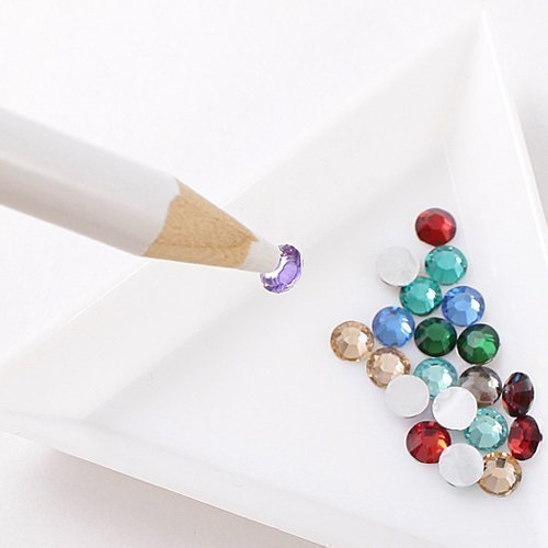 iyanla Strass Picker Bleistift Nail Art Gem Jewel Setter Pen Picking Tool Wax Crystal