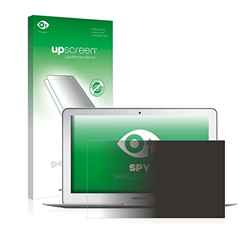 upscreen Anti-Spy Blickschutzfolie kompatibel mit Apple MacBook Air 11