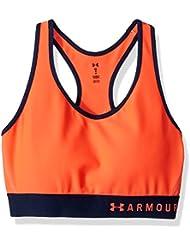 Under Armour Women's Mid Keyhole Sport Bra