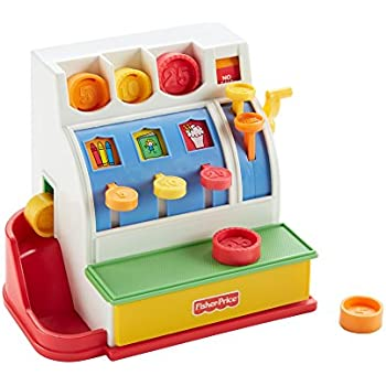 Fisher-Price 72044-0 - Caisse enregistreuse