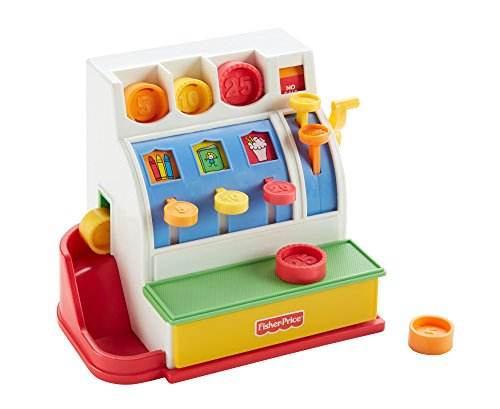 Fisher-Price - Caja Registradora (Mattel 72044)
