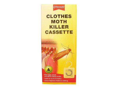 Rentokil Moth Killer Cassette