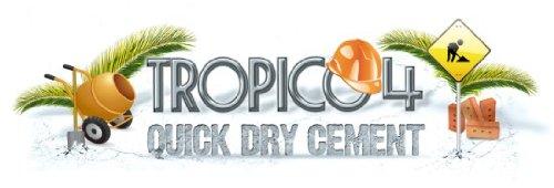 Tropico 4 QuickDryCement DLC