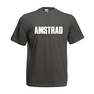 Street Decals Classic Amstrad Design T Shirt