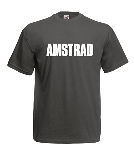 Classic Amstrad Design High Quality T Shirt, many colours