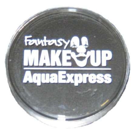 Peinture corporel maquillage AQUA fard à l' eau masque visage - Noir
