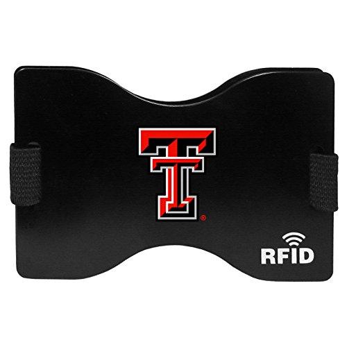 (Siskiyou NCAA Unisex RFID Geldbörse, Unisex, Sports, Schwarz, Einheitsgröße)