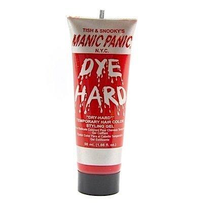 Manic Panic Dye Hard Hair Color Styling Gel Vampire Red by Manic Panic