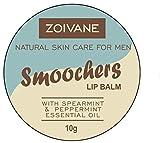 Best Lip Balms For Men - zoivane men Smoochers Lip Balm with Spearmint Review