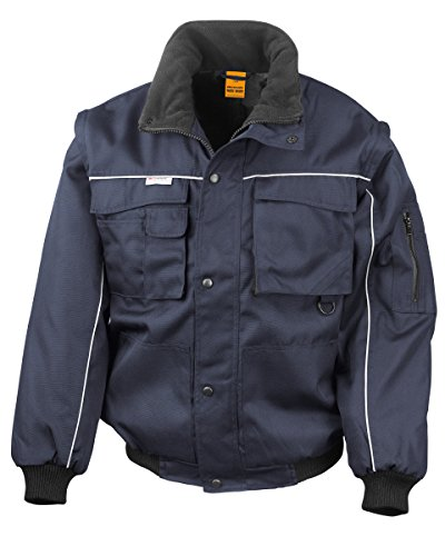 Result Work-Guard -  Giacca - Uomo Navy/Navy