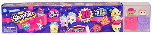 Shopkins Join The Party Mega Pack -
