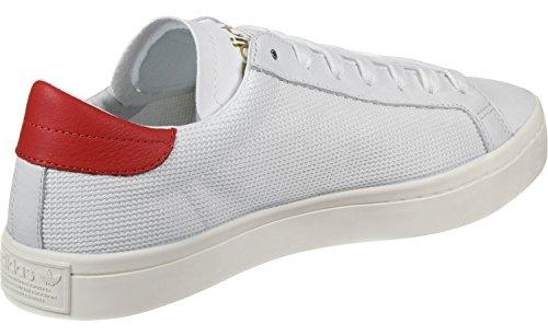 adidas Unisex-Erwachsene Court Vantage Sneakers Weiß