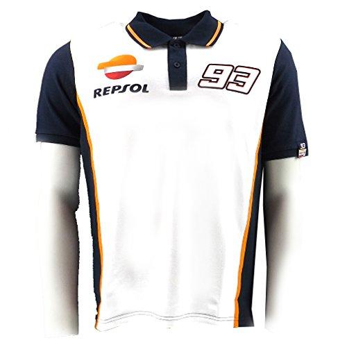 marc-marquez-93-honda-repsol-moto-gp-polo-shirt-officiel-neuf