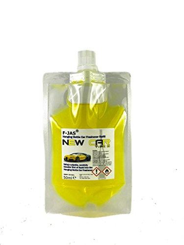 Preisvergleich Produktbild Refill-Kit Für F-JAS Aufhängen Flasche Auto-Lufterfrischer