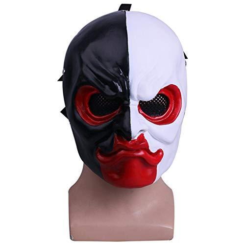 ed Comet Maske hochwertigen Harz Halloween Fashion Show Kostüm Party Cosplay Requisiten ()