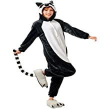 Molly Kigurumi Pijamas Traje Disfraz Animal Adulto Animal Pyjamas Cosplay Homewear S Largo Cola Mono