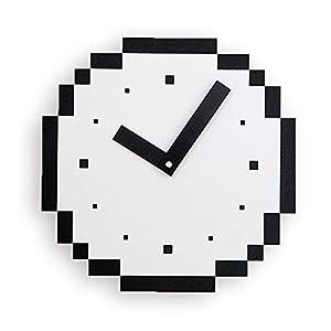 12Inch Reloj De Pared Pixelado,