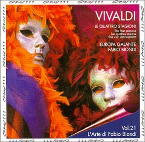VIVALDI - Les 4 saisons - Concerti RV.163 et RV.171