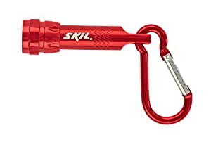 Skil Carabineer Flash Light (Multicolor)