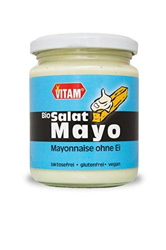 VITAM Salat Mayonnaise, 6er Pack (6 x 225 g)