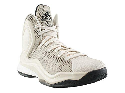 adidas D Rose 5Boost OG bianco / nero