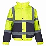 Wearing HiViz clothing when valeting and detailing vehicles