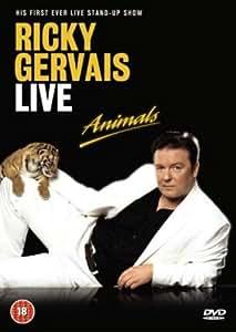 Ricky Gervais Live - Animals [2003] [DVD]