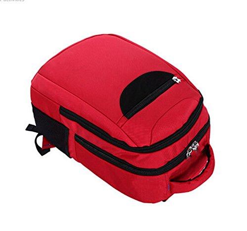 Ogert Business-Computer Tasche Reiserucksack Berg Red