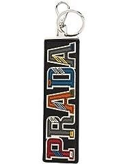 Idea Regalo - Prada Portachiavi Uomo 2Tl2542ec4f0sgi Pelle Multicolor