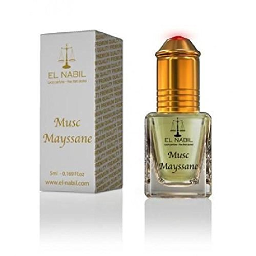 EL NABIL - MUSC MAYSSAN 5ml - LOT DE 6