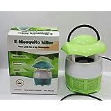 Shreeji Ethnic Electronic Mosquito Killer Lamps Mosquito Killer Lamp For Home Insect Killer Mosquito Lamp Electric Machine Mosquito Killer Device Mosquito Trap Machine Eco-Friendly Baby Repellent Lamp