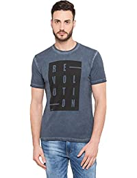 Globus Typography Print T-Shirt