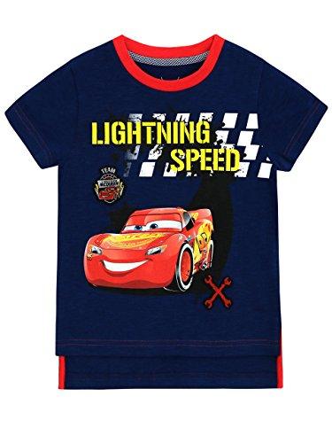 Camiseta Cars Lightning Mcqueen