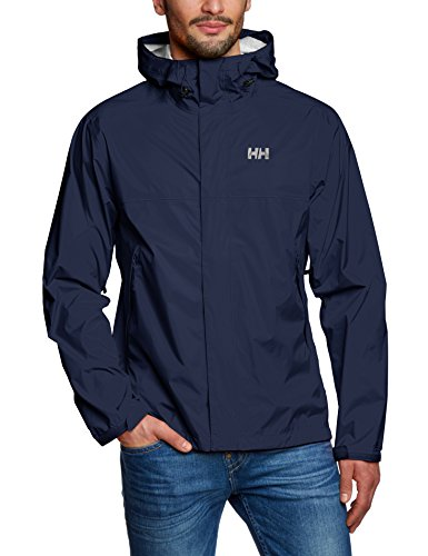 Helly Hansen Loke Jacket, Giacca da Uomo, Blu (689 Evening Blue), M