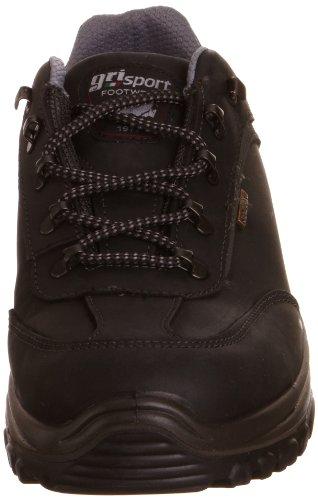 Grisport Sword, Chaussures de Randonnée Hautes Homme Noir (Black)