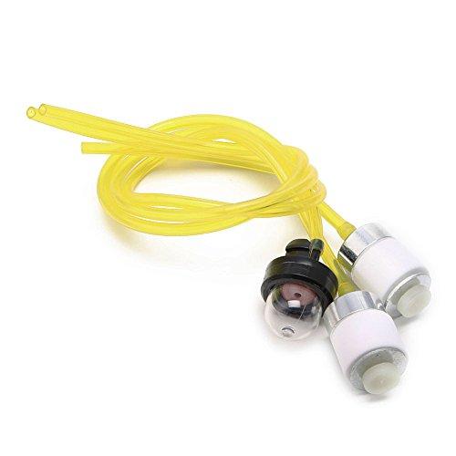 William-Lee Fuel Line Benzinfilter Primer Birnen Kit für Ryobi 682039 791682039 781-682039 -