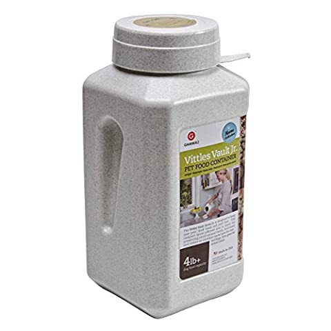 Plastiques Gamma Soci-t- Vittles Vault 5-8 Pound - 4304