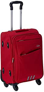 Skybags Ibiza Plus Nylon 57 cms Red Strolley (STIBIP57WRED)