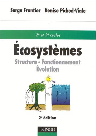 Écosystèmes : Structure, fonctionnement, évolution