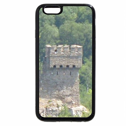 iPhone 6S / iPhone 6 Case (Black) Bauduin's tower