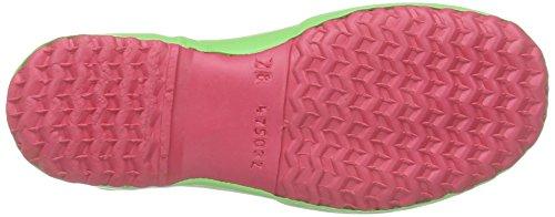 Bergstein Bn Colorbootp Unisex-Kinder Gummistiefel Pink (Pink)