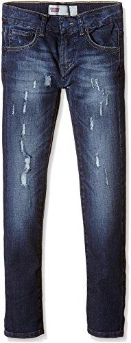 Levis Kids Jungen Jeanshose Pant 510 Blau (INDIGO 46)