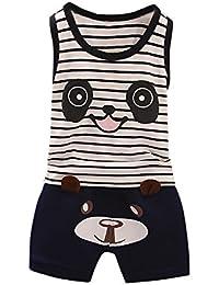 590c47140973ff Amazon.de: Bekleidungssets - Jungen: Bekleidung: Hosen & Shirt Sets ...