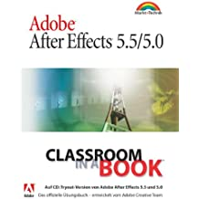 Adobe After Effects 5.5/5.0.