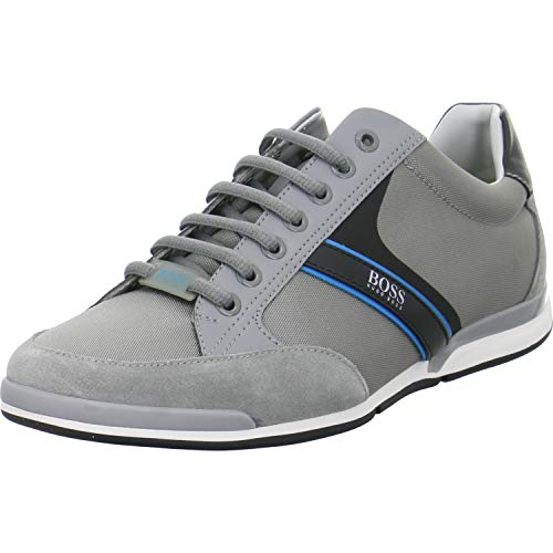 BOSS Hugo Sneaker Low Saturn Lowp MX Größe 44 EU Grau (Grau) a65da34d1ab