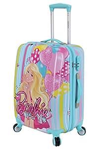 Disney Barbie 51 cm ABS Hard Sided Kids Checkin Luggage - Trolley/Travel/Tourist Bags (Humpy Dumpty), Green