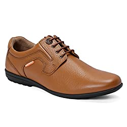 Red Chief Mens Tan Formal Shoes - 9 UK/India (43 EU)(nw0700609)