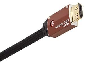 Monster Ultra High Speed HDMI Cable avec Ethernet 1000HDEXS (2 mètres) compatible 3D (Import Allemagne)