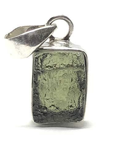 Moldavite - Mini colgantes de diferentes formas